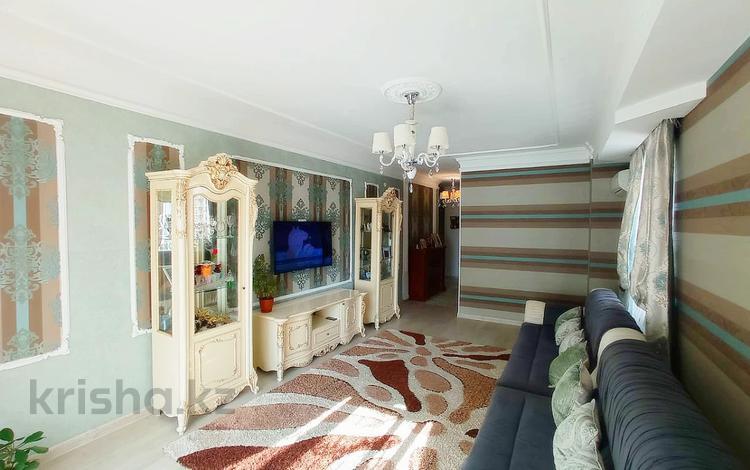 3-комнатная квартира, 120 м², 11/13 этаж, Навои — Торайгырова за 60 млн 〒 в Алматы, Бостандыкский р-н