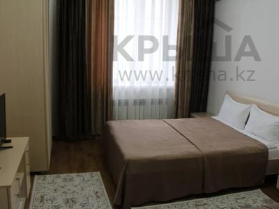 1-комнатная квартира, 15 м², 2/2 этаж посуточно, Биржан Сала 125 — Ж.Жабаева за 8 000 〒 в Талдыкоргане