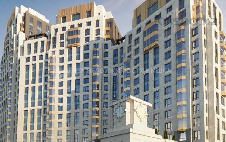 3-комнатная квартира, 96.24 м², 2/22 этаж, Макатаева 2 — Наркесен за ~ 48.3 млн 〒 в Нур-Султане (Астана), Есиль р-н