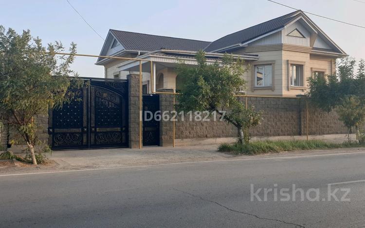 7-комнатный дом, 250 м², 17 сот., Сүлейменова — Шымбай за 175 млн 〒 в