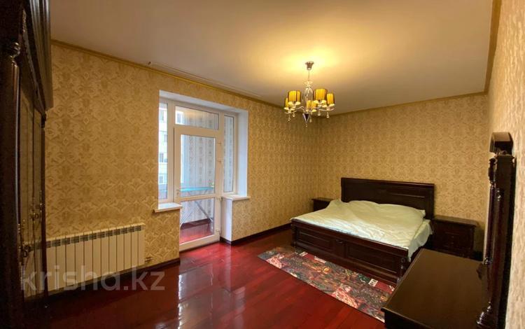 3-комнатная квартира, 150 м², 6/22 этаж, Достык 162к6 за 70 млн 〒 в Алматы, Медеуский р-н