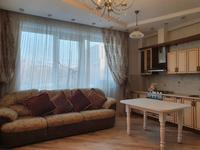 2-комнатная квартира, 65 м², 4/16 этаж помесячно, мкр Самал-1 29 за 280 000 〒 в Алматы, Медеуский р-н