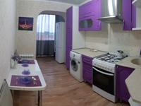 1-комнатная квартира, 36 м², 10/14 этаж посуточно, проспект Нурсултана Назарбаева 244 за 10 000 〒 в Уральске