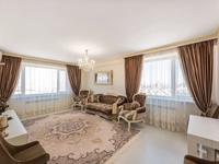 5-комнатная квартира, 150 м², 24/24 этаж, Кайыма Мухамедханова 17 за 65.8 млн 〒 в Нур-Султане (Астане), Есильский р-н
