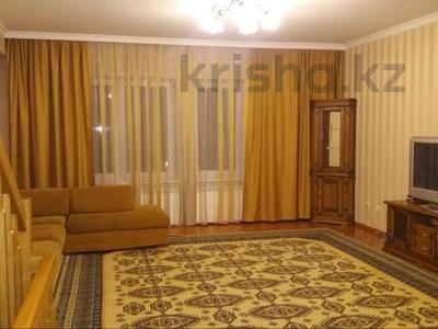 4-комнатный дом помесячно, 250 м², 4 сот., Экспериментальная 7 за 500 000 〒 в Алматы — фото 2