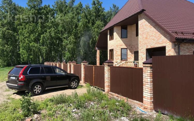 5-комнатный дом, 210 м², 18 сот., Зеленое поле 1 — Оптимистов за 55 млн 〒 в Омске
