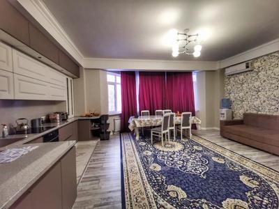4-комнатная квартира, 110 м², 3/5 этаж, Абиша Кекилбайулы за 57.5 млн 〒 в Алматы, Бостандыкский р-н