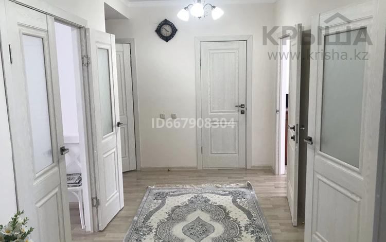 3-комнатная квартира, 80 м², 7/10 этаж, мкр Шугыла, Жунисова 4/9 за 38 млн 〒 в Алматы, Наурызбайский р-н