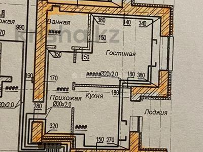 1-комнатная квартира, 37.5 м², 8/8 этаж, Е-356 за 14.6 млн 〒 в Нур-Султане (Астана), Есиль р-н — фото 11