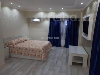 1-комнатная квартира, 40 м², 2/5 этаж посуточно, Туркистанская — Кунаева за 7 000 〒 в Шымкенте, Аль-Фарабийский р-н — фото 6