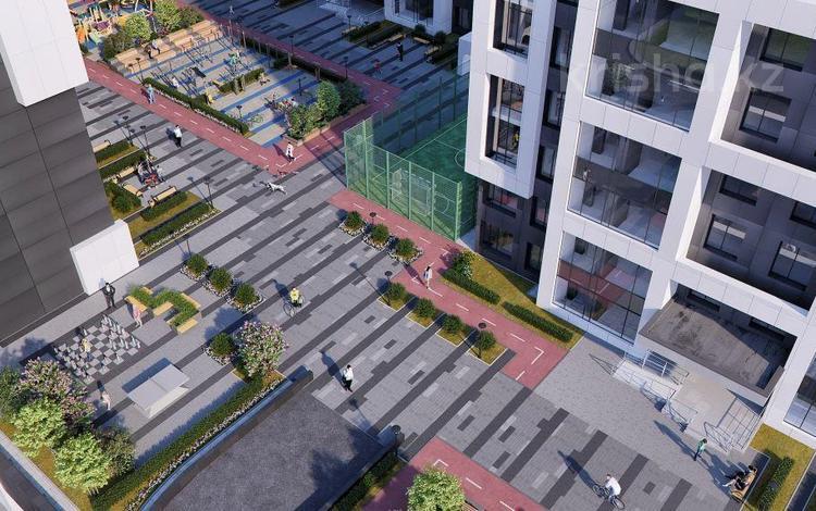 2-комнатная квартира, 61.55 м², Туран — Улы Дала за ~ 19.7 млн 〒 в Нур-Султане (Астана)