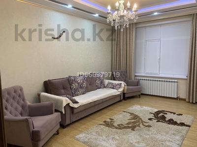 1-комнатная квартира, 51 м², 19/31 этаж посуточно, Комсомольский 5 за 12 000 〒 в Нур-Султане (Астане), Есильский р-н