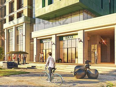 4-комнатная квартира, 117 м², 7/14 этаж, Абая — Манаса за 60 млн 〒 в Алматы, Бостандыкский р-н