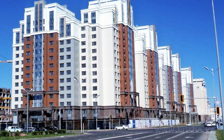 2-комнатная квартира, 72.22 м², 13/16 этаж, Туркестан 28/2 за ~ 34 млн 〒 в Нур-Султане (Астана), Есиль р-н