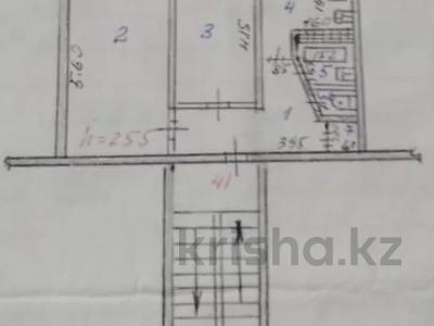 2-комнатная квартира, 44 м², 4/5 этаж, Есет Батыра 122 — Просп. Абая за ~ 6.5 млн 〒 в Актобе, мкр 5 — фото 2