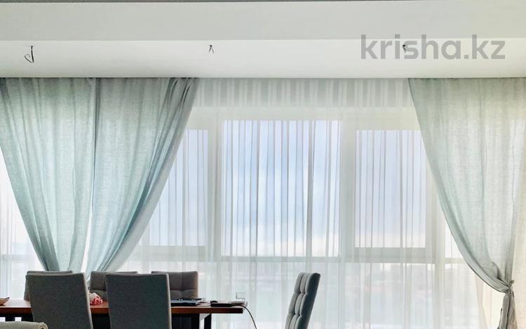 2-комнатная квартира, 85 м², 8/10 этаж, Жарокова — Байкадамова Бахытжана (Кихтенко) за 50 млн 〒 в Алматы, Бостандыкский р-н