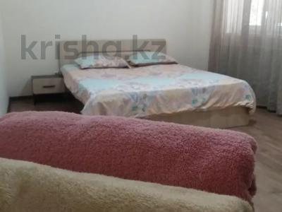 3-комнатная квартира, 90 м², 14/21 этаж посуточно, Толе би 286/6 — Тлендиева за 10 000 〒 в Алматы — фото 4