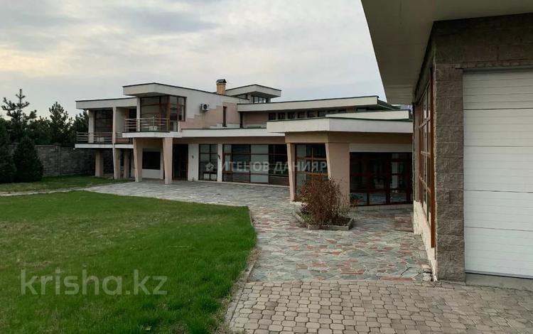6-комнатный дом, 700 м², 30 сот., Бостандыкский р-н, мкр Мирас за 485 млн 〒 в Алматы, Бостандыкский р-н