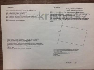 Участок 10 соток, Комсомол за 1.1 млн 〒 — фото 2
