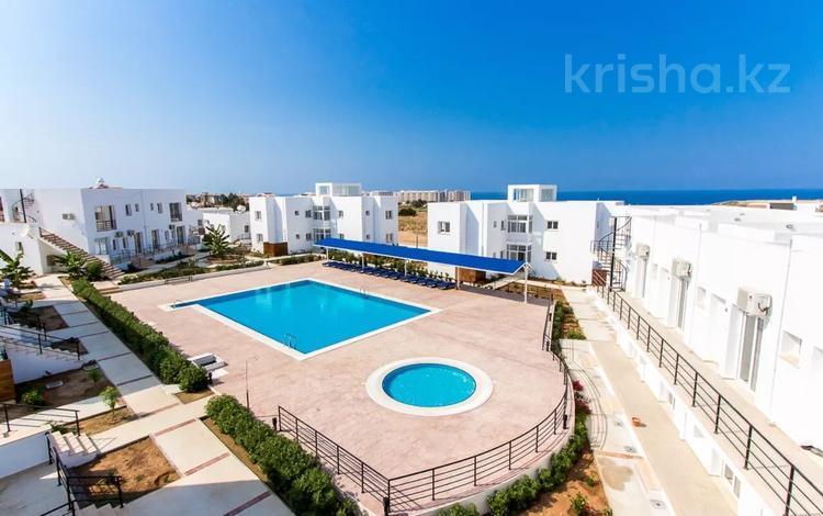 2-комнатная квартира, 55 м², 1/2 этаж, Северный Кипр за ~ 20.9 млн 〒 в Гирне