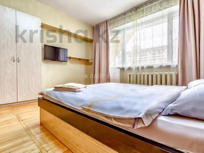 1-комнатная квартира, 35 м², 5/5 этаж посуточно, проспект Назарбаева 148 за 8 000 〒 в Алматы, Медеуский р-н