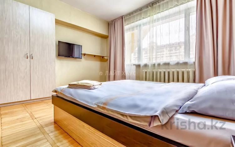 1-комнатная квартира, 35 м², 5/5 этаж посуточно, проспект Назарбаева 148 за 10 000 〒 в Алматы, Медеуский р-н