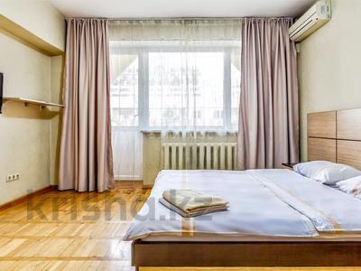 1-комнатная квартира, 35 м², 5/5 этаж посуточно, проспект Назарбаева 148 за 8 000 〒 в Алматы, Медеуский р-н — фото 3