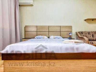1-комнатная квартира, 35 м², 5/5 этаж посуточно, проспект Назарбаева 148 за 8 000 〒 в Алматы, Медеуский р-н — фото 4