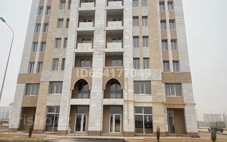 1-комнатная квартира, 36 м², 4/7 этаж, 160 квартал 11 за 9.7 млн 〒 в Туркестане