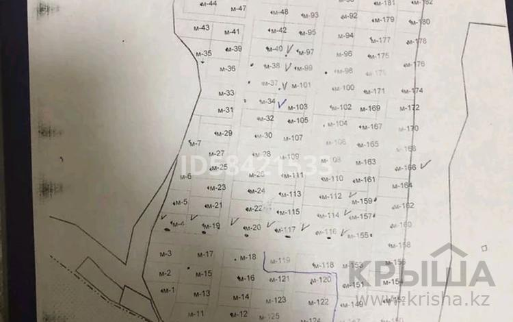 Участок 7 соток, мкр Альмерек 6 за 2.4 млн 〒 в Алматы, Турксибский р-н