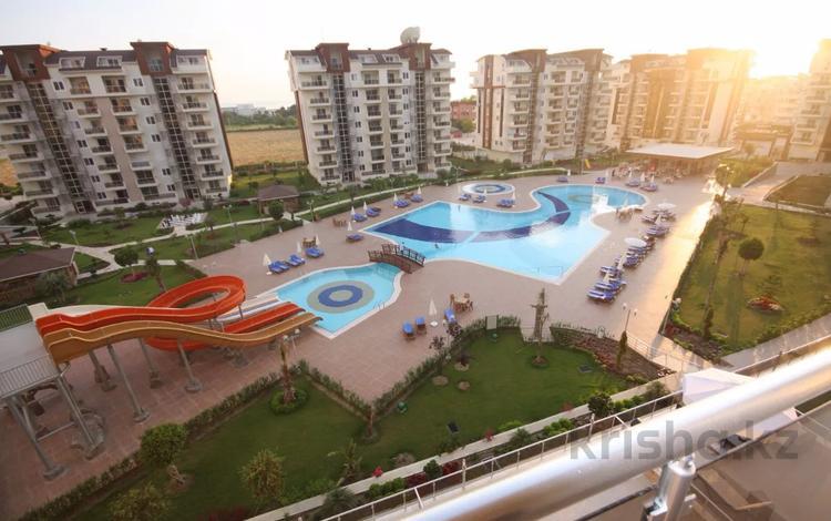 3-комнатная квартира, 86 м² на длительный срок, Авсаллар за 520 000 〒 в