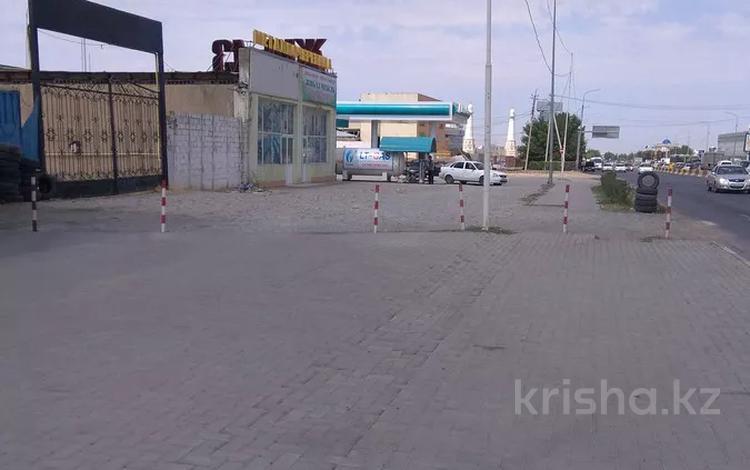 Участок 25 соток, Тамерлановское шоссе б/н — Бекжан-базар за 70 млн 〒 в Шымкенте