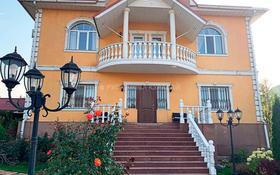 8-комнатный дом помесячно, 570 м², 17 сот., Жанибекова 30 — Омаровой за 1.5 млн 〒 в Алматы, Медеуский р-н