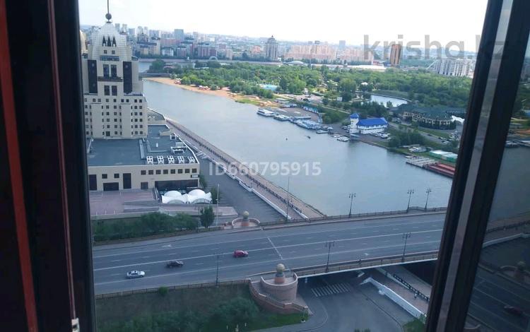 3-комнатная квартира, 105 м², 23/24 этаж, Сарыарка 1а за 36 млн 〒 в Нур-Султане (Астана)