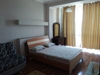 1-комнатная квартира, 55 м², 6/18 этаж посуточно, Солодовникова 23 за 10 000 〒 в Алматы