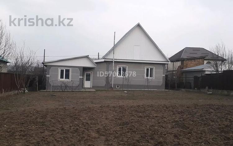 4-комнатный дом, 80 м², 8 сот., Шыгыс 16 за 16 млн 〒 в Каскелене