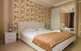 3-комнатная квартира, 140 м², 35/41 этаж посуточно, Достык 5/1 — Сауран за 25 000 〒 в Нур-Султане (Астана), Есиль р-н
