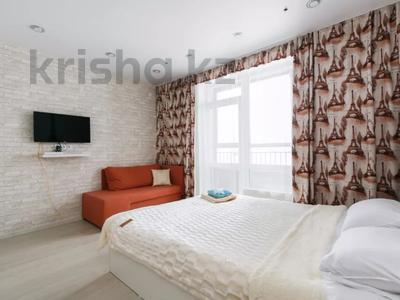 1-комнатная квартира, 45 м², 10/15 этаж посуточно, Валиханова 157 за 10 000 〒 в Семее — фото 4