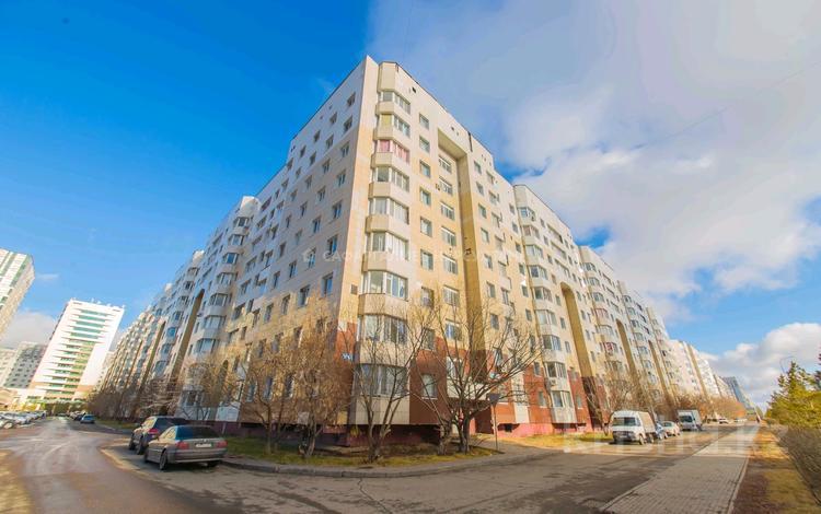 3-комнатная квартира, 100 м², 8/9 этаж, Керей и Жанибек хандар 9 — Сауран за 30.5 млн 〒 в Нур-Султане (Астана), Есиль р-н