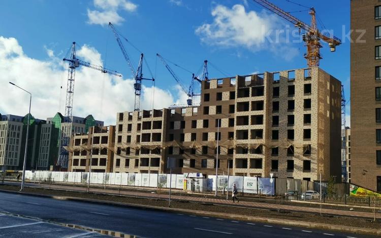 3-комнатная квартира, 93.83 м², 2/9 этаж, Кайыма Мухамедханова — Е32 за ~ 26.9 млн 〒 в Нур-Султане (Астана), Есиль р-н