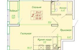 2-комнатная квартира, 50.08 м², 3 этаж, Байтурсынова — А 98 за ~ 10.9 млн 〒 в Нур-Султане (Астана)