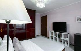 1-комнатная квартира, 60 м², 9/10 этаж посуточно, Жарокова 230 — Байкадамова за 11 000 〒 в Алматы