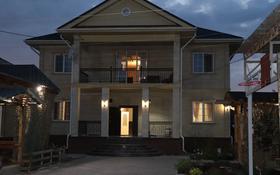 6-комнатный дом помесячно, 390 м², 8 сот., мкр Кайрат, Мкр Кайрат 9 за 590 000 〒 в Алматы, Турксибский р-н