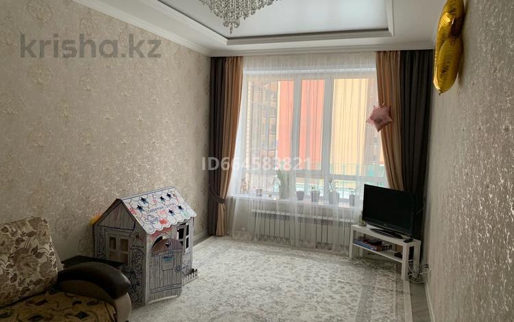 2-комнатная квартира, 65 м², 3/10 этаж, Косшыгулулы 8/2 за 27.5 млн 〒 в Нур-Султане (Астана), Сарыарка р-н