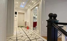 8-комнатная квартира, 352 м², 1/2 этаж, Керей Жанибек Хандар 29 за 180 млн 〒 в Алматы, Медеуский р-н