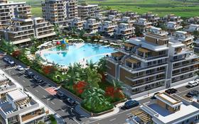 1-комнатная квартира, 42 м², 1/4 этаж, Лонг Бич 1 — Искеле за ~ 18 млн 〒 в Гирне