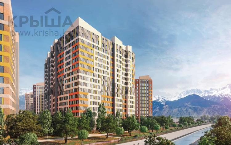 3-комнатная квартира, 101 м², 4/16 этаж, Сатпаева за 45 млн 〒 в Алматы, Бостандыкский р-н