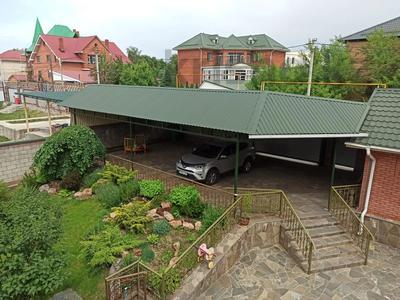 8-комнатный дом, 350 м², 12 сот., Чимбулак 16 за 122 млн 〒 в Талгаре — фото 31