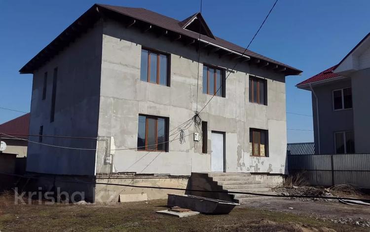 6-комнатный дом, 240 м², 6 сот., Тегенбайулы 219 — Кунаева за 35 млн 〒 в Туздыбастау (Калинино)