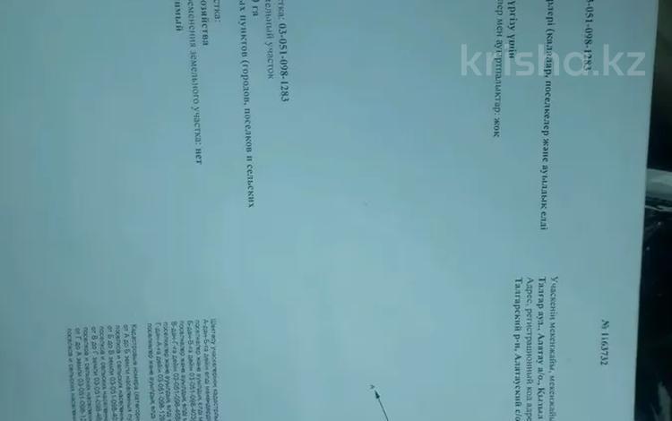 Участок 8.4 сотки, Сейфуллина за 3 млн 〒 в